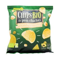 Chips de pois chiches 60g