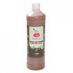 Savon noir liquide olive 1l