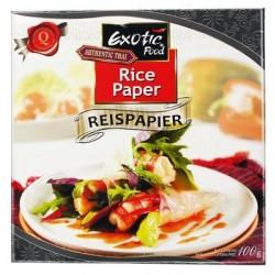 Papier de riz 100g nems