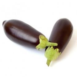 Aubergines noires fr 1kg