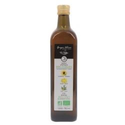 Huile tournesol colza olive...