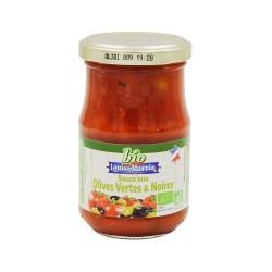 Sauce aux olives pot 190g