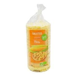 Galettes de maïs 100g