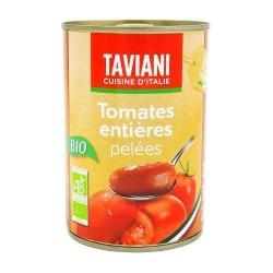Tomate entière pelée 400g...