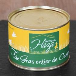 Foie gras entier canard 120gr