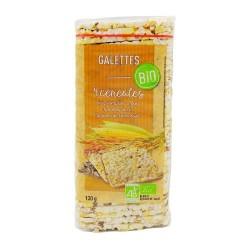 Galette 4 céréales carrées...