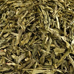 thé vert vrac 100g