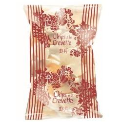chips à la crevette 80g