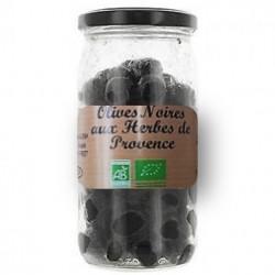 olives noires herbes...