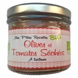 Tartinable olives tomates...