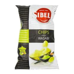 Chips wasabi 100g