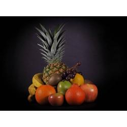 Panier 4kg+- fruits frais bio