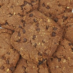 Biscuits avoine/chocolat 250g